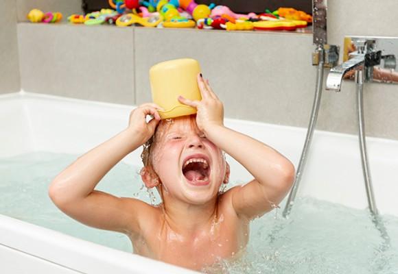 ¿Cómo es la mampara ideal para una casa con niños?