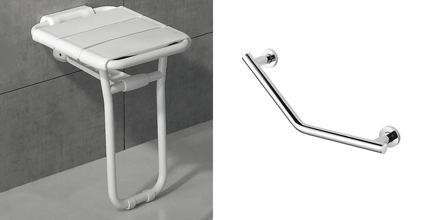 Accesorios para mejorar la seguridad de tu ducha o baño