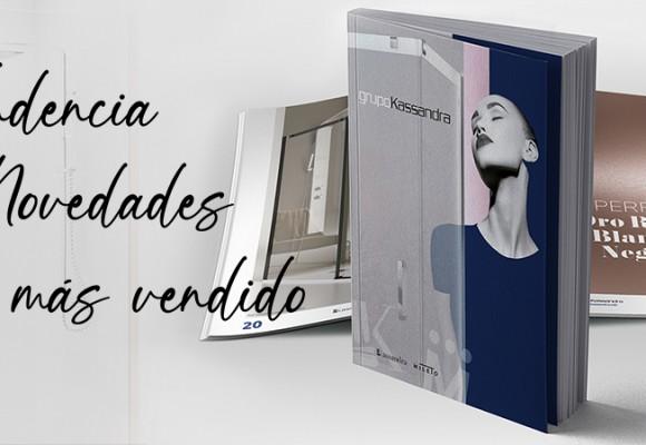 Presentamos el nuevo Catálogo General de Mamparas de baño y ducha de Grupo Kassandra