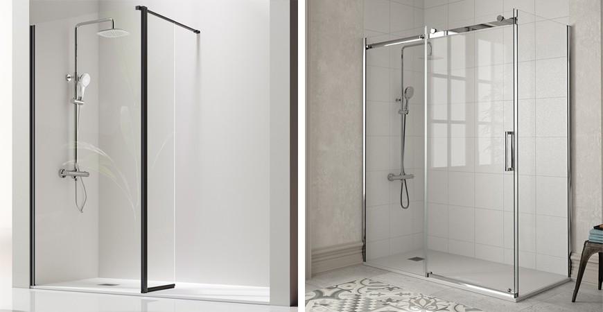 Tipos de mamparas de ducha y baño: guía definitiva