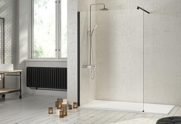 Mamparas para baño modernos