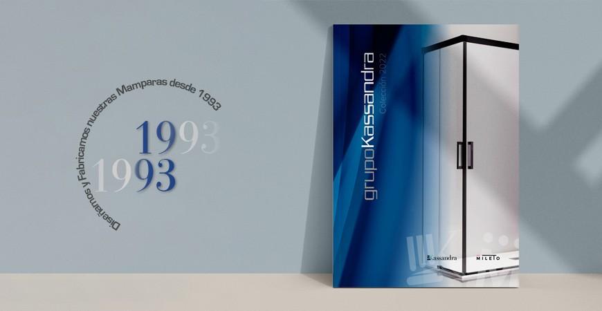 Nuevo Catálogo General de Mamparas 2022